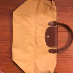 Longchamp large Nylon bag